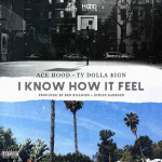"""Ace Hood Ft. Ty Dolla $ign """"I Know How It Feel""""."""