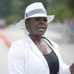 "Bobbi Kristina Funeral ""Aunt Leolah Brown was kicked out""."