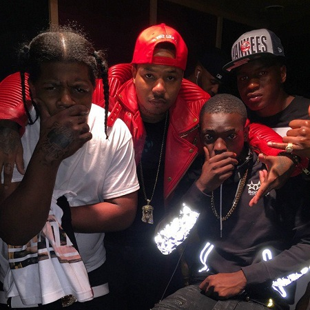 Bobby Shmurda, Rowdy Rebel & Chinx 3 Shots.