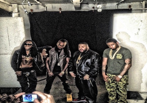 Ace Hood Ft DJ Khaled, Kent Jones & Vado 365