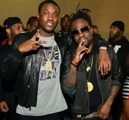 U Not MMG NOMORE! Meek Mill Puts Wale On Blast