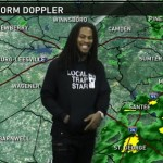 #Waka Flocka Gives The Weather Report In South Carolina!