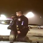 Crazy: Walmart Shoplifter Tries To Steal Cop Car