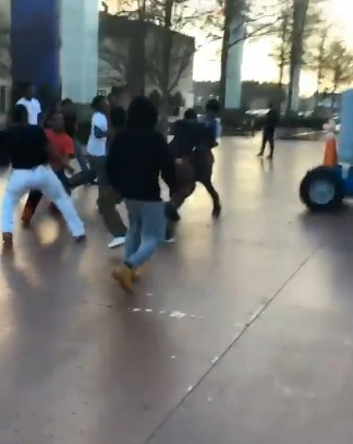 Shots Fired Outside A Mall at Stonecrest In DeKalb County