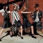 Jaden Smith Wears Skirt For Louis Vuitton 2016 womenswear campaign