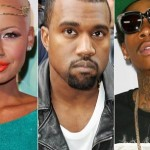 Kanye West Goes In On Wiz Khalifa & Amber Steps In.. Plus More..