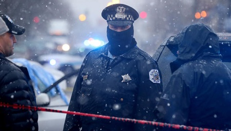 WTf More Than 100 People Shot in Chicago During First 10 Days of 2016