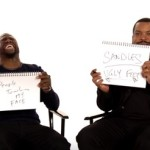 Watch: Kevin Hart & Ice Cube Take The BFF Test (Video)