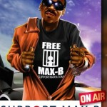 Max B Live on Power 105 speaks on Kanye West and Wiz Khalifa feud