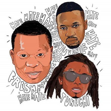 New Music Mannie Fresh Ft. Lil Wayne, Juvenile & Birdman Hate