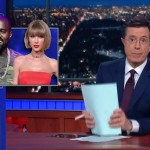 Stephen Colbert Goes In On Kanye West Over Twitter Rant