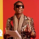 "Young Thug Reads the Lyrics to ""Best Friend"" (Video)."