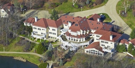50 Cent Mansion in Connecticut SOLD... Is Becoming A Old Folks Home