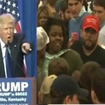 Full Video: Donald Trump supporters abuse black woman