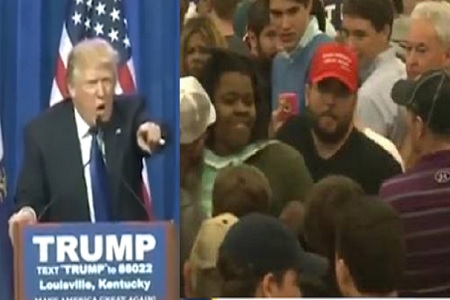 Full Video Donald Trump supporters abuse black woman