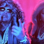 "New Video: Fat Joe & Remy Ma ft. French Montana ""All The Way Up""."