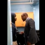 No Respect: Middle School Student Fights His Teacher!