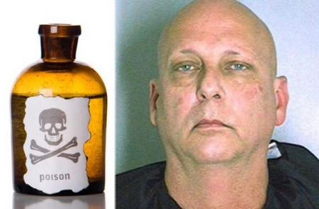 Damn Ex-cop convicted of molesting drinks poison as court reads out his guilty verdict