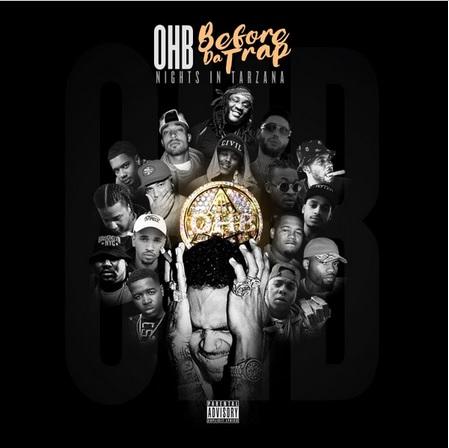 New mixtape Chris Brown & OHB Before The Trap Nights In Tarzana