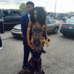 Black Teen Was Recently Profiled For Her African Themed Prom Dress.