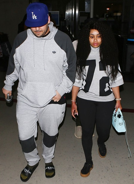 #Congrats Rob Kardashian & Blac Chyna Expecting Their First Baby..