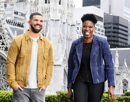 Drake serves as host and guest on SNL May 14 2016.