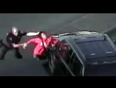 Family Sues Police Officer Who Brutally Beat An African-American Teen Riding Her Bike!