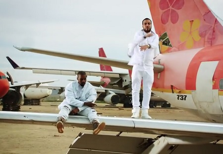 French Montana - ft Kanye West, Nas Figure it Out