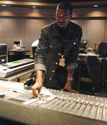 Kanye West's Personal Studio Robbed..Smells Like An Inside Job
