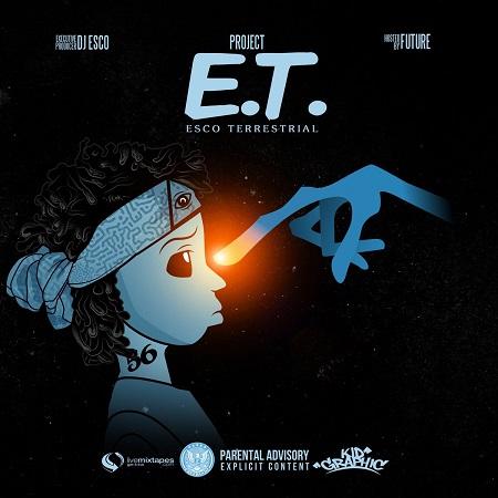 New Mixtape Future & DJ Esco – Project E.T.