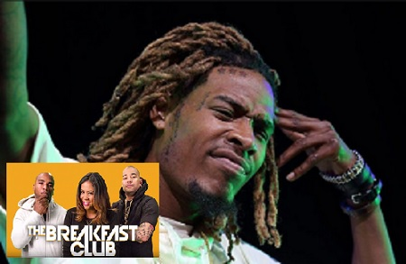 Lean On Me Was Worst The Breakfast Club Takes Up For Fetty Wap's Wake Up Video