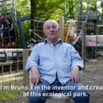 Amazing: Man spends nearly a lifetime building an amusement park by hand.