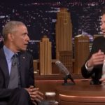 Obama Slams Donald Trump On The Tonight Show.