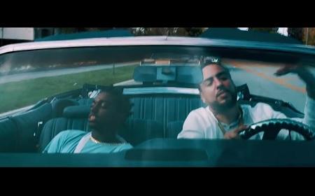 Video French Montana Ft Kodak Black Lockjaw