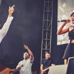 Amazing: Will Smith Performs Summertime With Willow At Roots Picnic Philly