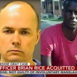 Highest Ranking Officer Charged In Freddie Gray Case Acquitted On All Counts