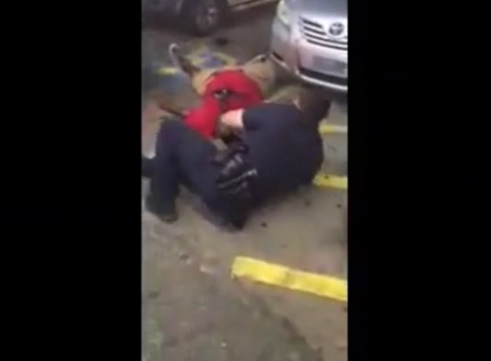 New Footage Shows Alton Sterling Being Killed by Baton Rouge Police