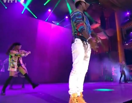 Rich Homie Quan Forgets B.I.G. Get Money Lyrics During VH1 Hip Hop Honors 2