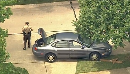 St. Louis County Officer Shot During Traffic Stop!