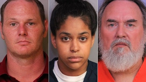 Three Walmart Security Workers Charged For Shoplifter's Death