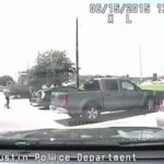 White Cop Slams Black School Teacher During Traffic Stop.