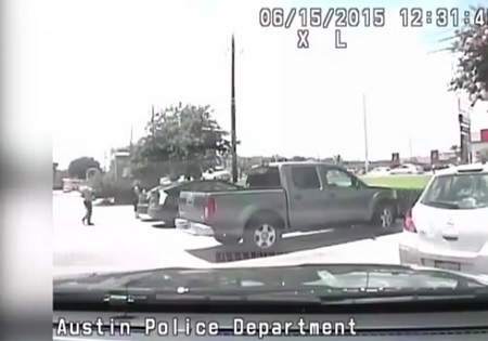 White Cop Slams Black School Teacher During Traffic Stop