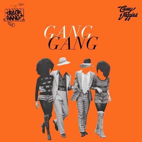 "New Music Wiz Khalifa & Chevy Woods Ft. Casey Veggies ""Gang Gang""."