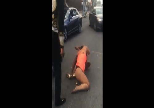 Bronx Prostitutes Gets Into A Brawl Over Territory