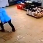 Mother Brutally Beats Her Kid In Store For His Father Not Paying His Child Support.