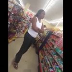 Mother Goes Off on Store Clerk that Asked If Her Children Were Dressed for Halloween.