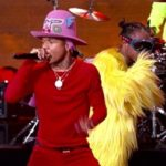 Rae Sremmurd Performs Black Beatles On The Jimmy Kimmel Live!