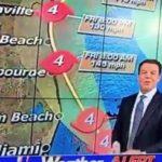 "Fox news anchor Shepard Smith On Hurricane Matthew ""Your kids die too""."