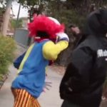 Stop with the Clown Pranks: California Man Pistol Whips Scary Clown