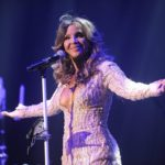 Toni Braxton Performs With Heart Monitor Strapped To Her Chest